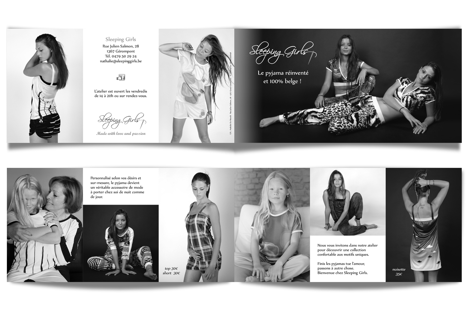 Personalisated all box flyers